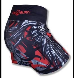 "InknBurn INKnBURN 4"" Short (W) - Raven"
