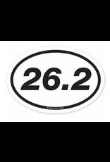 26.2 Sticker - Oval