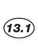 13.1 Sticker - Oval