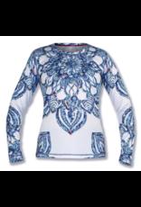 InknBurn INKnBURN LS Tech Shirt (W) - Ladybug