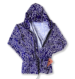 "InknBurn InB ""Purple Pop Windbreaker Jacket (W)"" (Waitlist)"