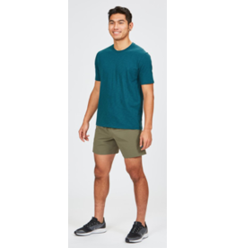 Janji Janji Uganda Short Sleeve Waterfall Crew (M)