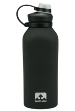 Nathan Sports NATHAN HammerHead Steel Insulated Bottle 40oz