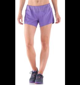 Oiselle Running, Inc Oiselle Summer Roga Shorts (W) Violet (Size 8)