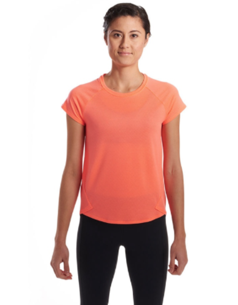 Oiselle Running, Inc Oiselle Flyout Short Sleeve