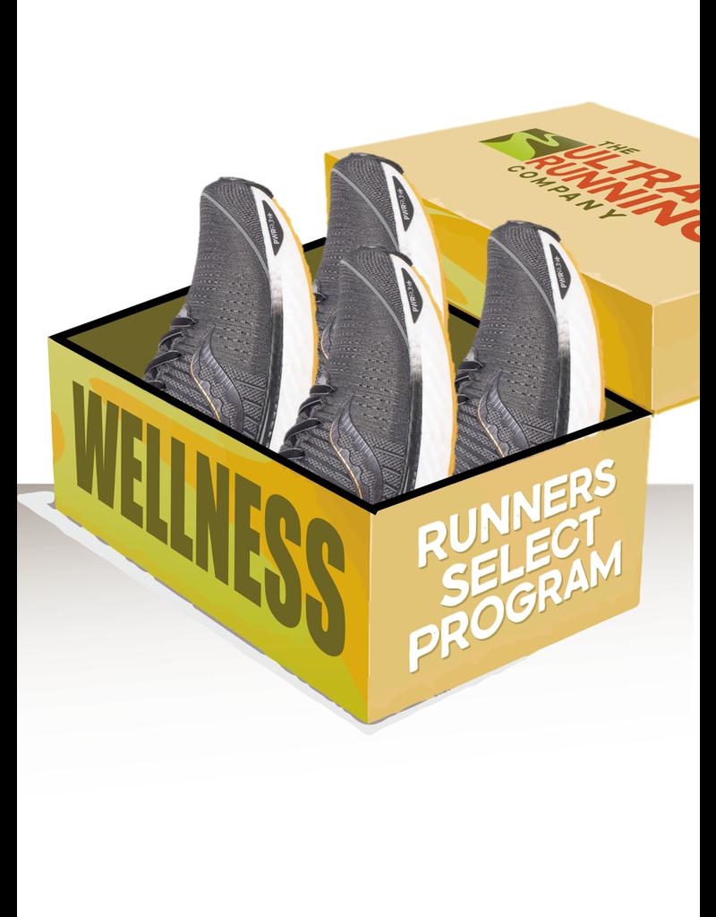 URC Runner's Select Program - Wellness