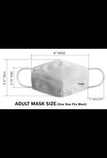 """BOCO Gear """"Run The Queen City"""" Facemask by BOCO"""