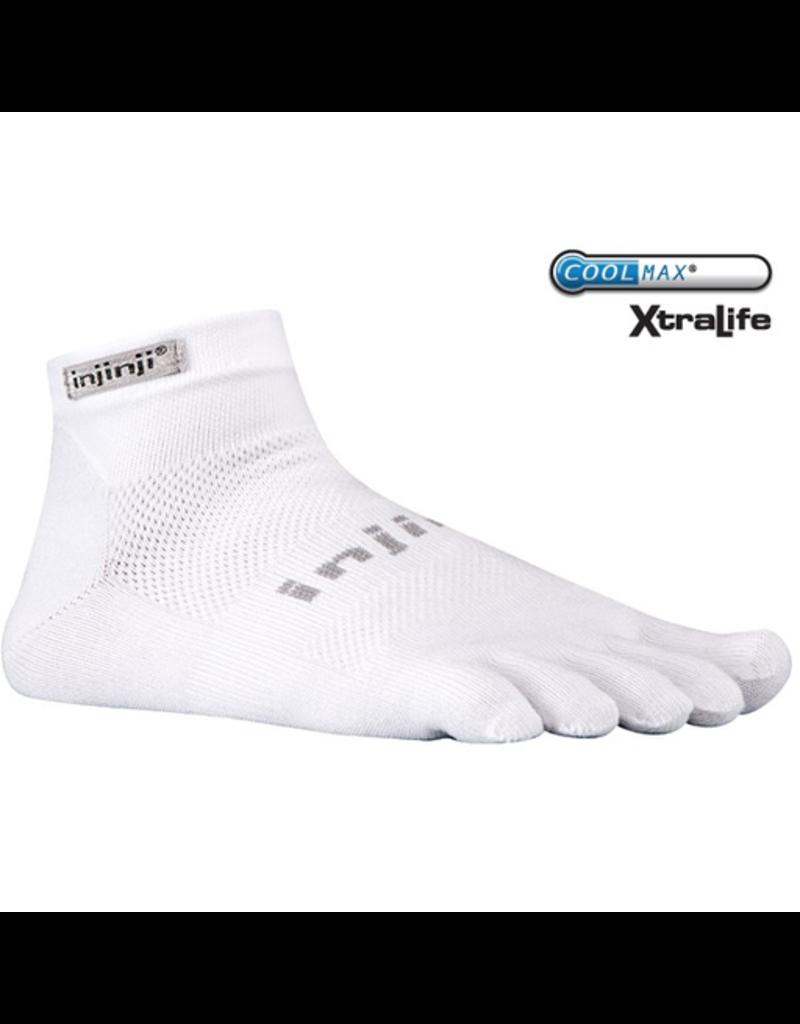 Injinji Footwear, Inc. Injinji Run Original Weight Mini-Crew - Coolmax XtraLife