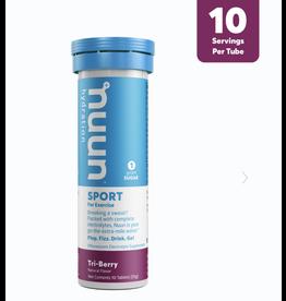 nuun nuun Sport Drink Tabs TriBerry (Tube)