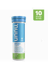 nuun nuun Sport Drink Tabs Lemon Lime (Tube)
