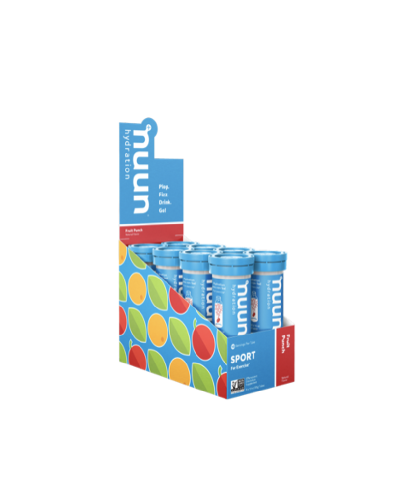 nuun nuun Sport Drink Tabs Fruit Punch (Tube)