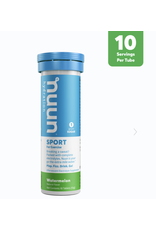nuun nuun Sport Drink Tabs Watermelon (Tube)