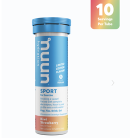 nuun nuun Sport Drink Tabs Kiwi Strawberry (Tube)