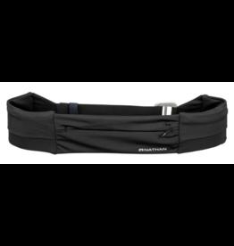 Nathan Sports NATHAN Adjustable Fit Zipster  (Black)