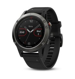Garmin Garmin fenix 5 Slate Gray with Black Band