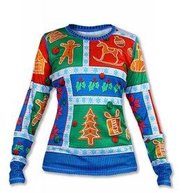 InknBurn INKnBURN LS Tech Shirt (W) - 2017 Holiday Sweater