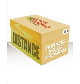 URC Runner's Select Program - Distance