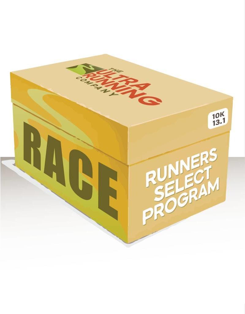 URC Runner's Select Program - Race