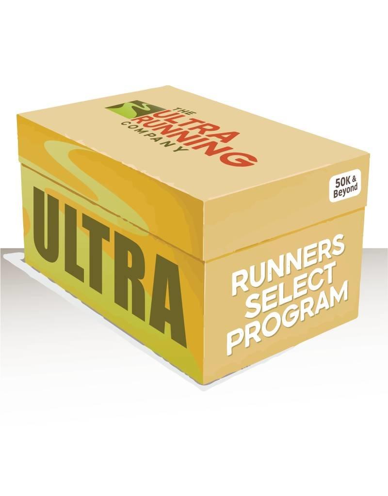 URC Runner's Select Program - Ultra