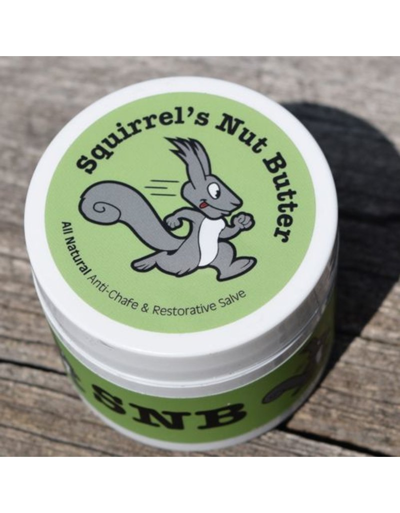 Squirrel's Nut Butter Squirrel's Nut Butter 2.0 oz Double Wall Plastic Tub