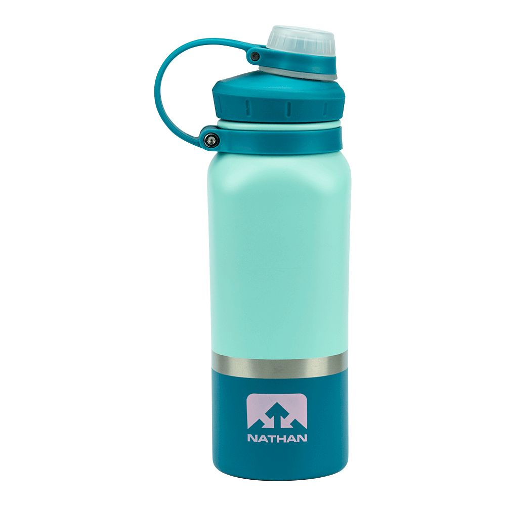 Nathan Sports NATHAN HammerHead Steel Insulated Bottle 18oz