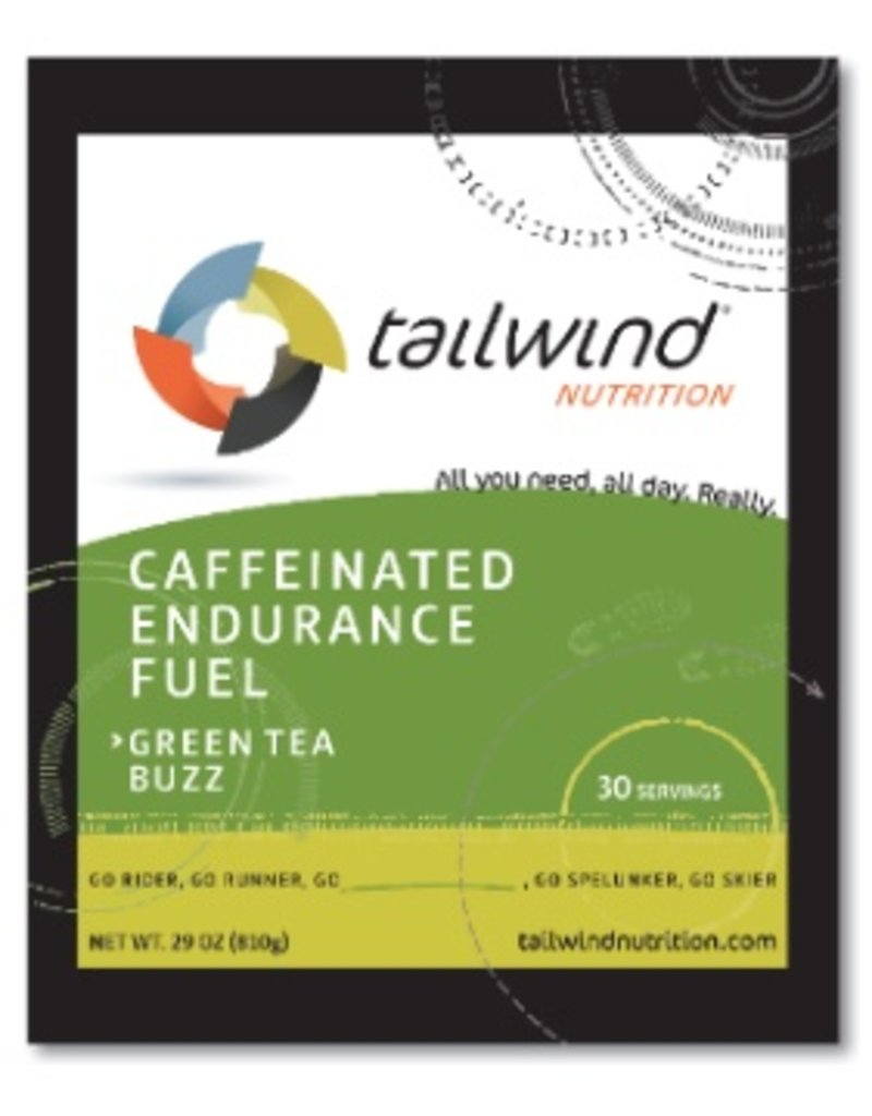 Tailwind Nutrition Tailwind Green Tea Buzz (Caffeinated) - Medium