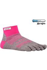 Injinji Footwear, Inc. Injinji Run Midweight Mini-Crew - Coolmax XtraLife