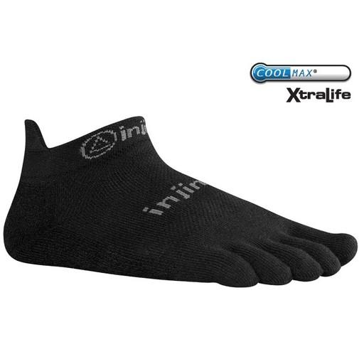 Injinji Footwear, Inc. Injinji Run Original Weight No-Show - Coolmax XtraLife