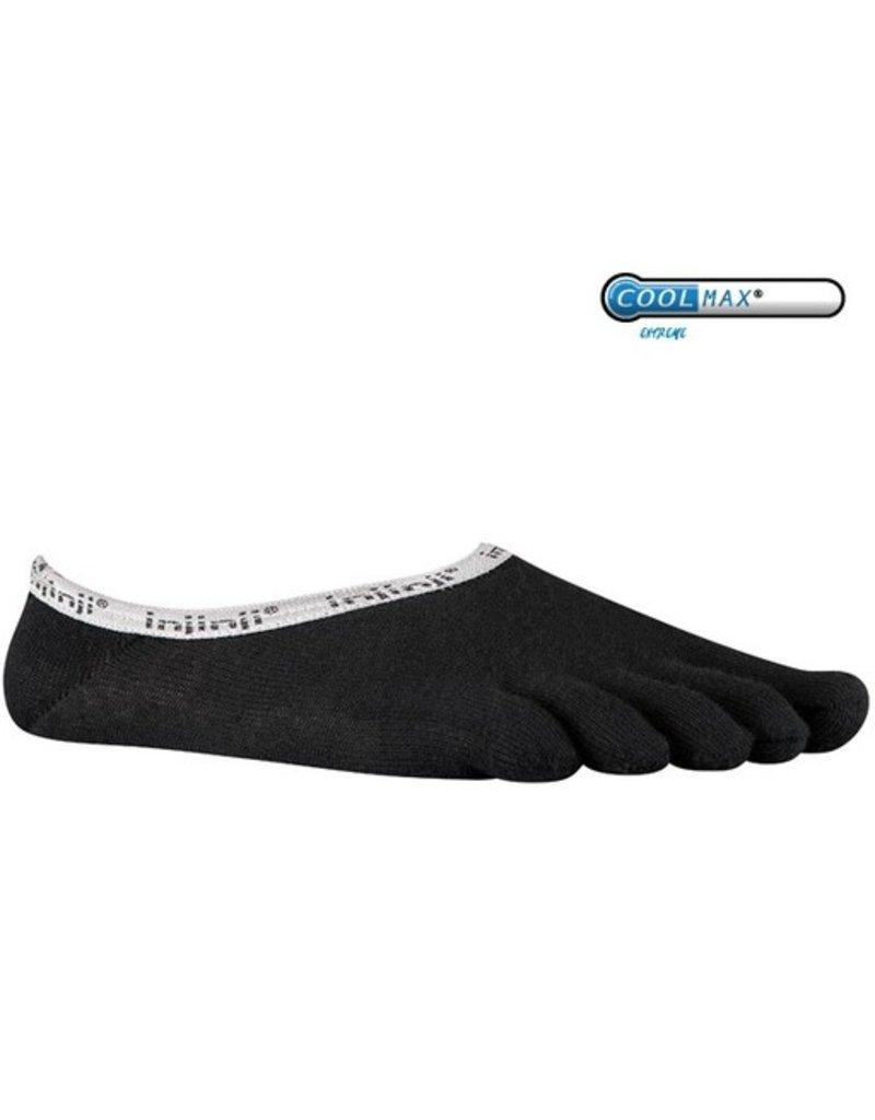 Injinji Footwear, Inc. Injinji Sport Original Weight Ped - Coolmax Black (Size L)