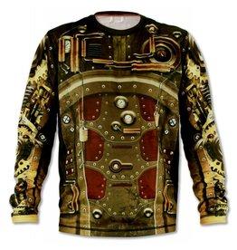 InknBurn INKnBURN LS Tech Shirt (M) - Steampunk XL