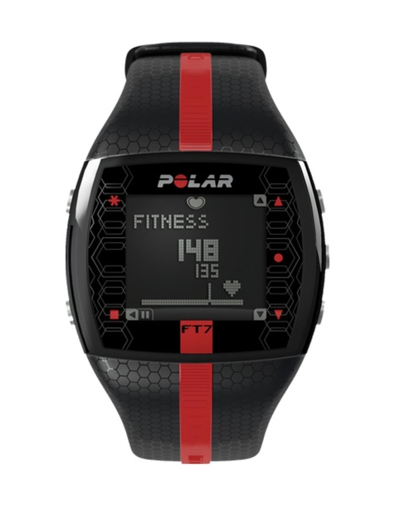 Polar FT7M Black/Red