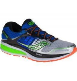 Saucony Saucony Triumph ISO 2 (Wide) (M)* Blue/Silver/Slime Size 15