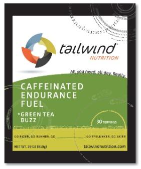 Tailwind Nutrition Tailwind Green Tea Buzz (Caffeinated) - Stick Pack