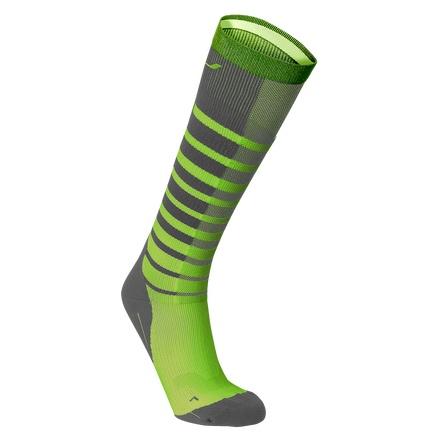 2XU North America 2XU Striped Run Compression Socks M