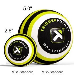 "Trigger Point Performance Therapy Trigger Point MB5 (5"") Massage Ball"