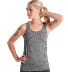 Oiselle Running, Inc Oiselle Lux Winona Tank Heather Grey (Size 12)