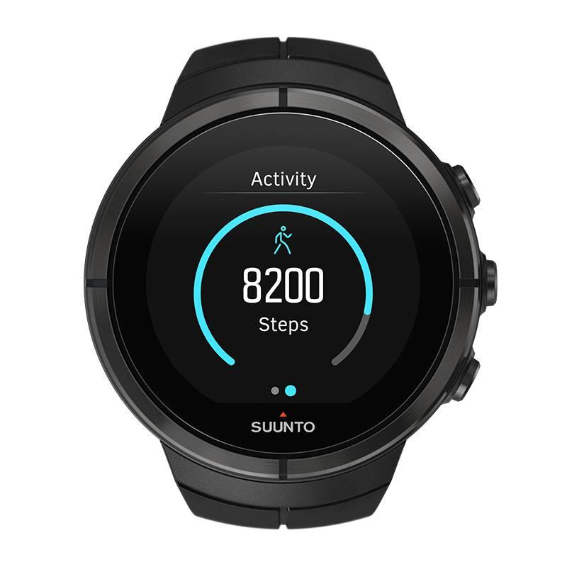 Suunto Spartan Ultra GPS Multifunction Watch - Black