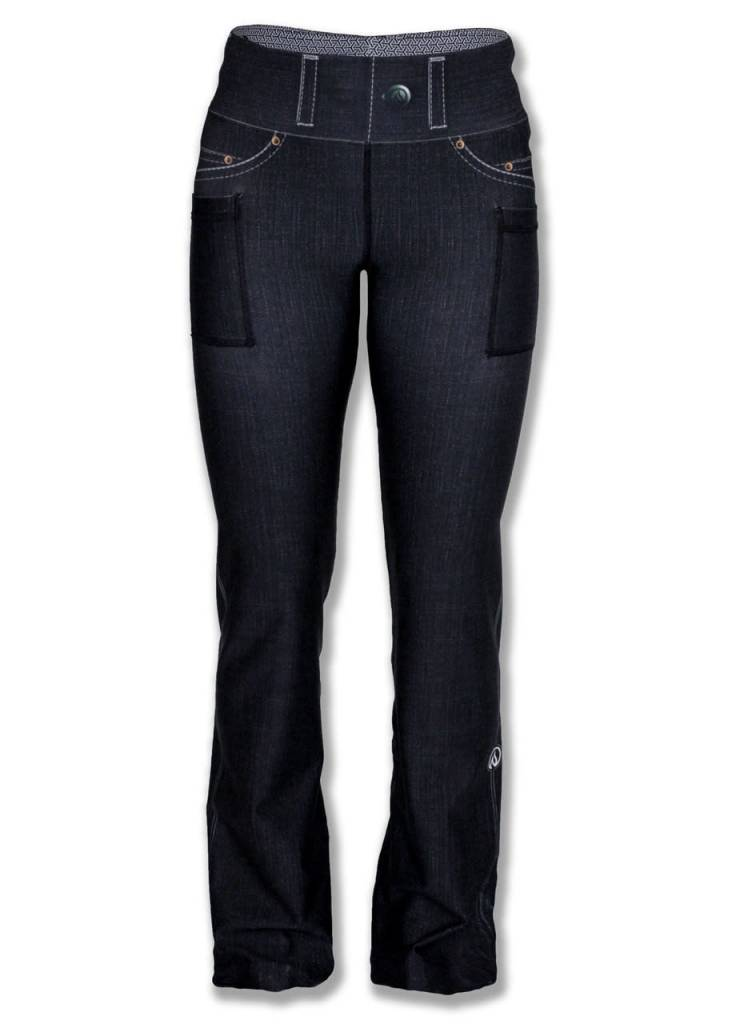 InknBurn INKnBURN Pants - Black Denim Performance