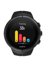 Suunto Spartan Ultra GPS Multifunction Watch - All Black Titanium