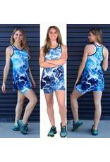 InknBurn INKnBURN Racerback Dress - Sea Foam