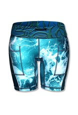 "InknBurn INKnBURN 6"" Short (W) - Sea Foam"