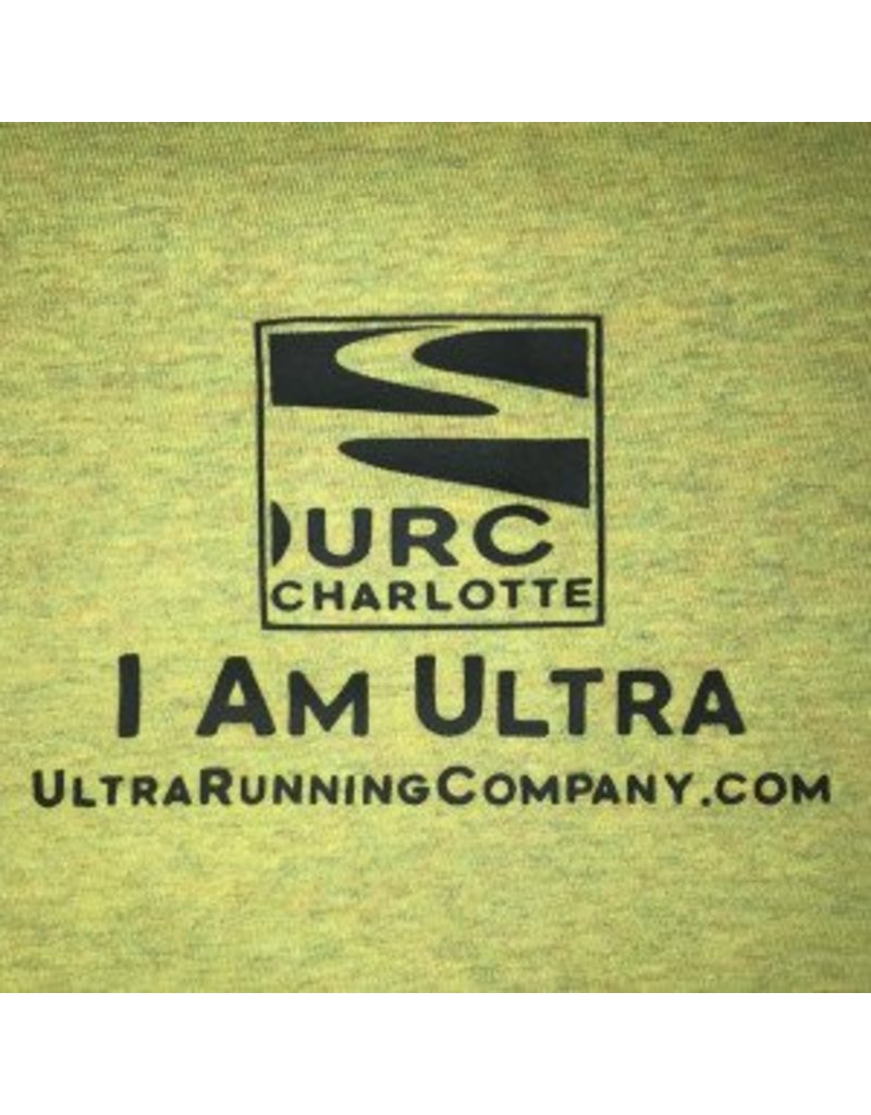 "Recover Brands Recover Limited Edition URC ""I Love Ultra Running"" V-neck Tee (W)"