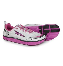 Altra Zero Drop Footwear Altra Intuition 3.0 (W)* Silver/Pink Size 5.5