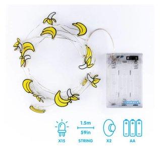 Mustard Banana String Lights