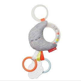 Skip*Hop Rattle Moon Stroller Toy