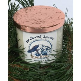 Northwest Sparks Rainier Candle