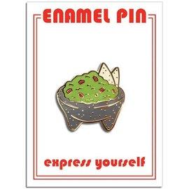 The Found Guacamole Enamel Pin