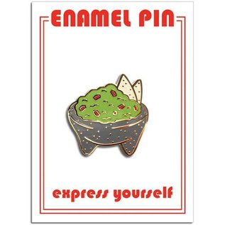 The Found Guacamole Enamel Pin