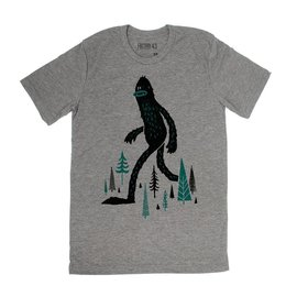 Factory 43 Sasquatch Adult Tee
