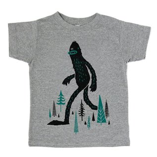 Factory 43 Sasquatch Kids Tee